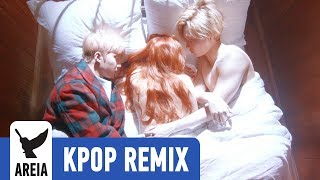 Triple H - 365 Fresh   Areia Kpop Remix #281