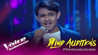 Dhani - Akhir Cerita Cinta | Blind Auditions | The Voice Indonesia GTV 2019
