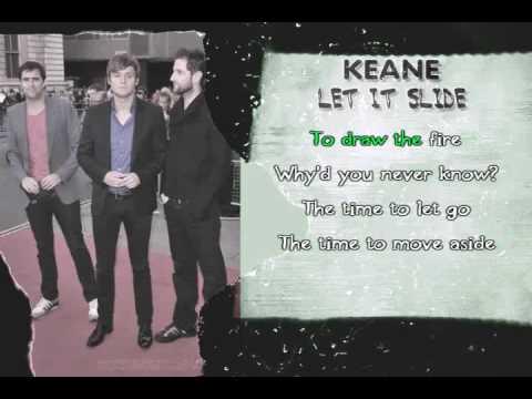 Let It Slide (Keane) Karaoke