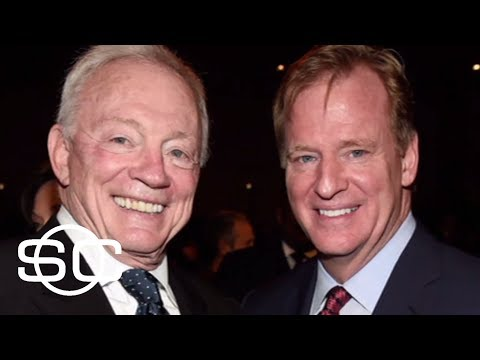 Jerry Jones losing clout with some NFL owners | SportsCenter | ESPN
