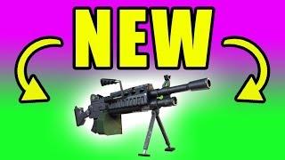NEW Light Machine Gun & 50v50 Mode! ⚠️ Fortnite Battle Royale PC Gameplay & Tips