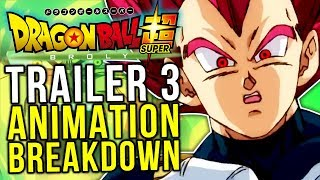 Dragon Ball Super Broly TRAILER 3! Animation Breakdown - FINAL Trailer