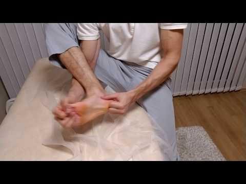 После перелома лодыжки болит пятка