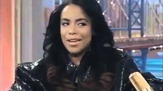 Aaliyah - Rosie O'Donnell Interview