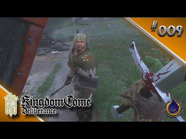 RÄUBERPACK UND WIESENSTRÄUCHER ⚔️ Let's Play KINGDOM COME DELIVERANCE #009