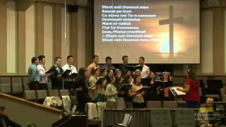 KRPC Youth Choir - Thank You for the cross, Lord