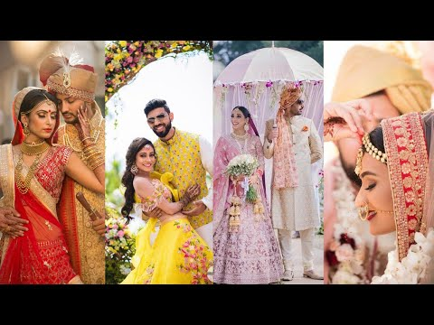 wedding-poses-ideas-for-couple-|-indian-weeding-gorgeous-couple-pose-|-niket-creation