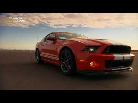 Megafabbriche - Ford Mustang
