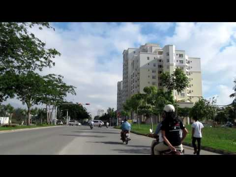 Ho Chi Minh City - My Journey to Work Part 1