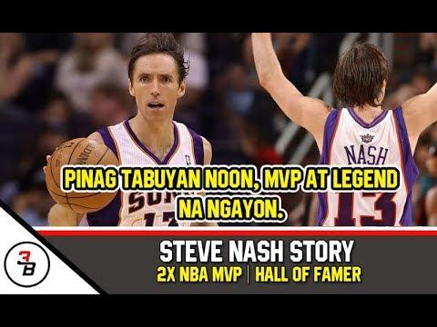 STEVE NASH STORY   GAANO KAGALING SI STEVE NASH?