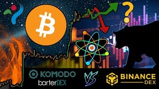 Should We Trust the Bitcoin Rally? $1 Billion Crypto Startup Investment! DEXs vs Atomic Swaps