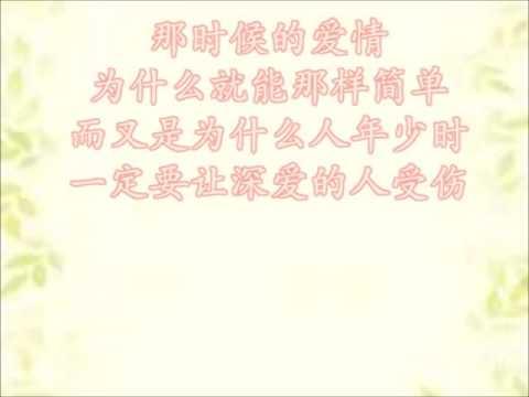 后来   刘若英 karaoke