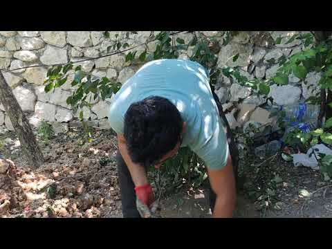 TANDIR KUYU FIRIN YAPIMI | How to Build a Tandoor Oven in the Garden? (DIY)