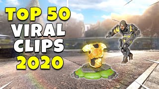 TOP 50 VIRAL CLIPS of 2020 - NEW! Apex Legends Funny \u0026 Epic Moments