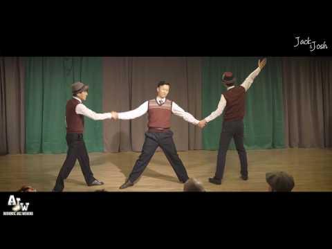 "AJW 2017 - The Sweet Heart Show (2/4) - ""The Heart School Boys"""