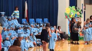 Aric's Pre-k Graduation 2011 Thumbnail