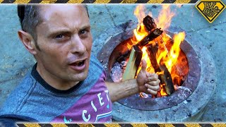 How To Juggle Burning Coals Straight From the Fire