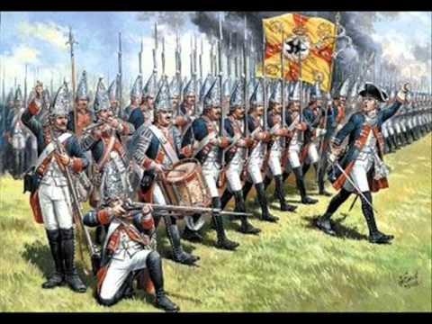March Off: Marche pour les Grenadiers du Roi