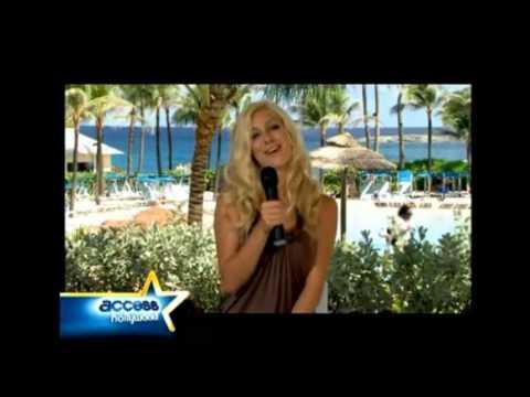 Heidi Montag 'Bahamas Interview'