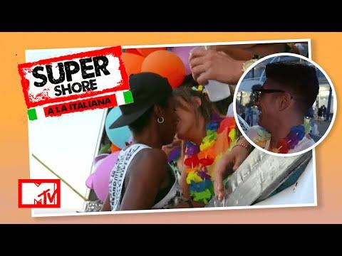 El Gay Pride se está DESCONTROLANDO y es todos contra todos | MTV Super Shore T3