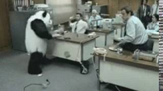 Kung fu panda!!!!!! XD