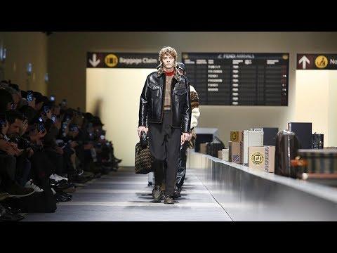 Fendi | Fall Winter 2018/2019 Full Fashion Show | Menswear