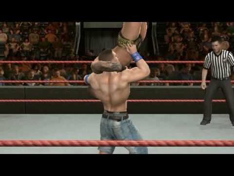 WWE SmackDown vs. RAW 2010 10/26/09 17:56