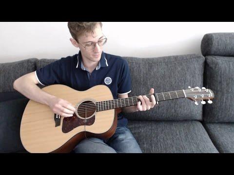 Pachelbel - Canon in F Major ~ Guitar Cover
