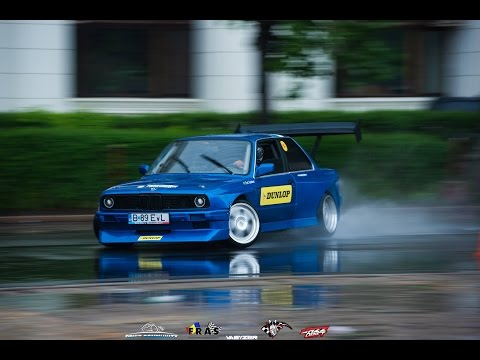 EvL Drift Team at SAM 2016