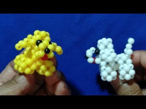 Aqua Beads atau manik-manik ajaib ini adalah mainan merangkai butiran manik-manik menjadi berbagai m.