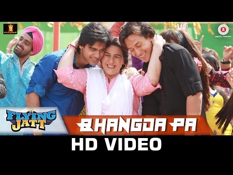 Bhangda Pa - A Flying Jatt | Tiger Shroff &...
