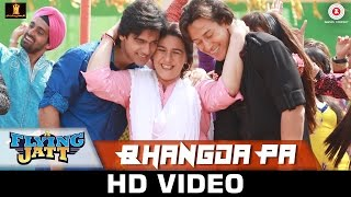 Download Bhangda Pa - A Flying Jatt | Tiger Shroff & Jacqueline Fernandez | Vishal D, Divya K & Asees Kaur MP3 song and Music Video