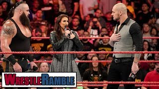 Why WWE Survivor Series 2018 DOESN'T MATTER! WWE Raw, Nov. 19, 2018 Review | WrestleTalk