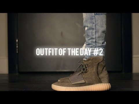 adidas yeezy boost 750 outfit