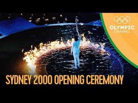 Sydney 2000 Opening