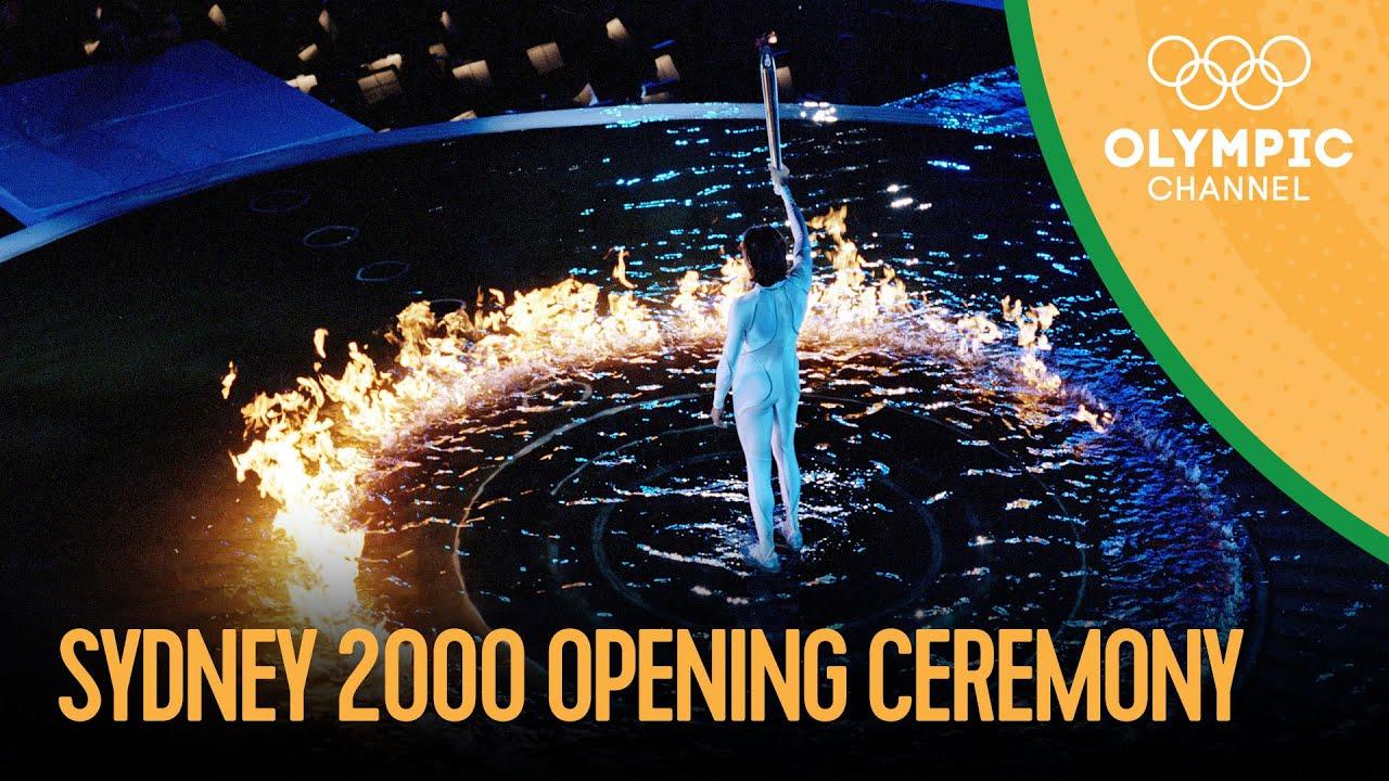 Download Sydney 2000 Opening Ceremony - Full Length   Sydney 2000 Replays