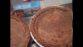 Bean Pie Recipe ( Learn to make this Buttery Classic Supreme Bean Pie Recipe Step by Step)