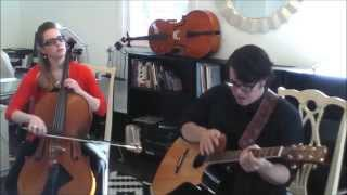 Blank Space cover -- WireWood (cello/guitar duo) -- original by Taylor Swift