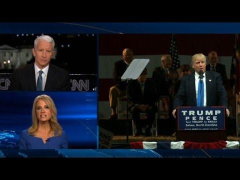Anderson Cooper on Trump insult: