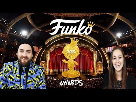 Funko Awards 2015  - Top 10