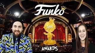 Top 10 Awards - Funko Awards 2015  - Top 10