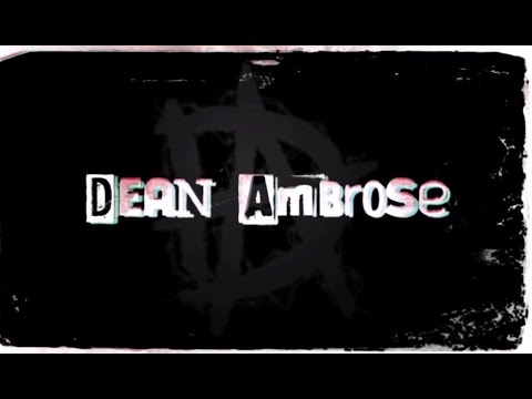 WWE Dean Ambrose New Theme Song & Titantron 2016