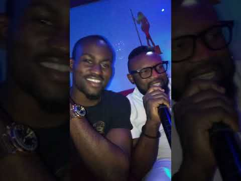 Abuja Karaoke vibes @Mrfigolala and #Legend