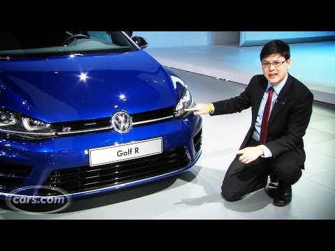 2015 Volkswagen Golf R - 2014 Chicago Auto Show