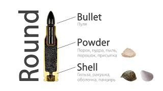 FIREARMS (огнестрельное оружие)