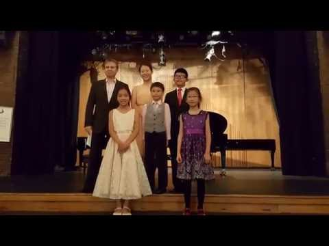 31st International Young Artist Piano Competition Concert