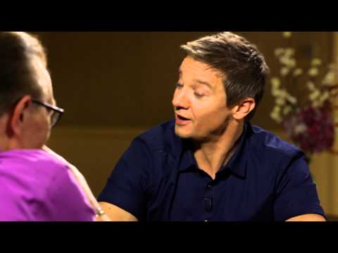 I Didn't Even Want To Be In The Town | Jeremy Renner | Larry King Now Ora TV