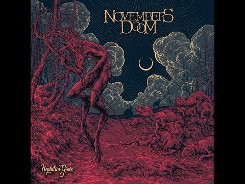 Novembers Doom announced new album Nephilim Grove = pre orders up..!