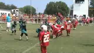 Youth League football Big Hit