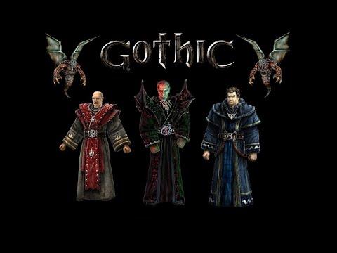 Gothic / Готика Как стать магом?